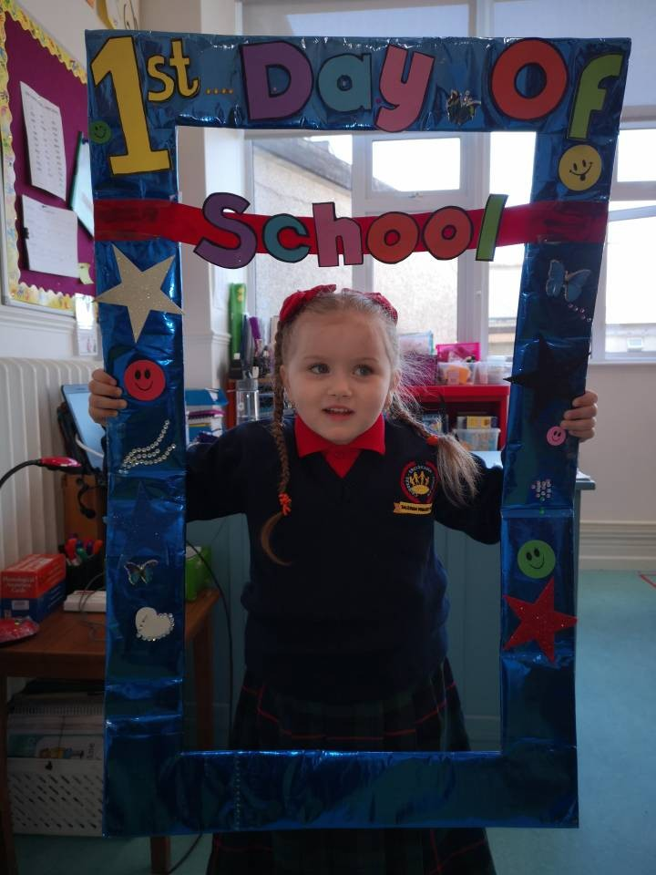 Fun in Junior Infants, Room 1