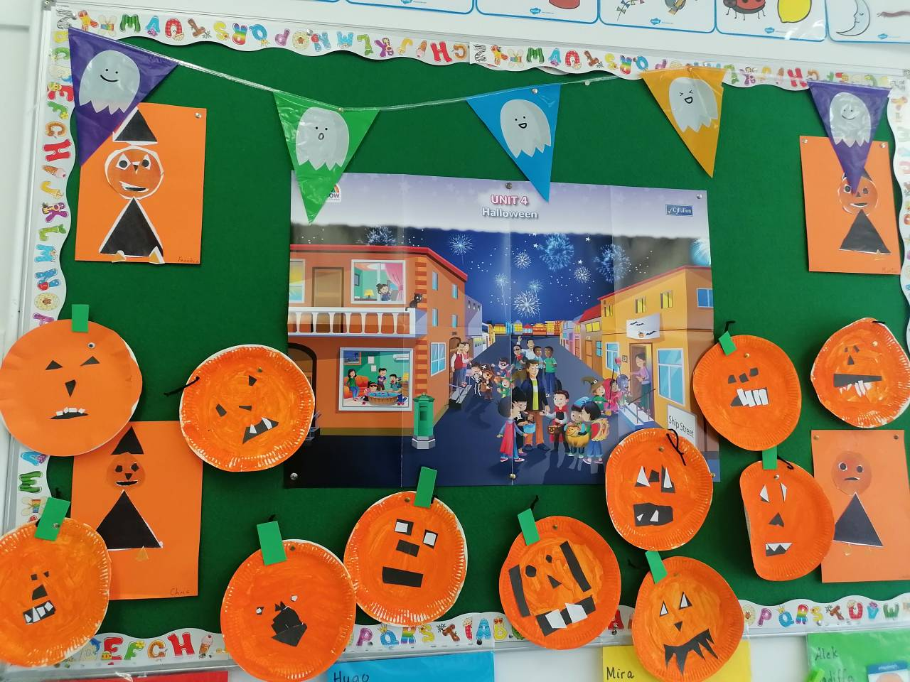 Halloween Fun in Junior Infants