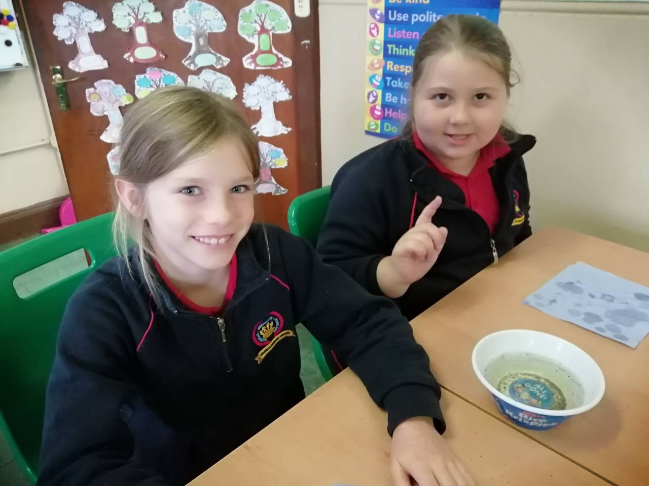 3rd Class enjoy Science Week
